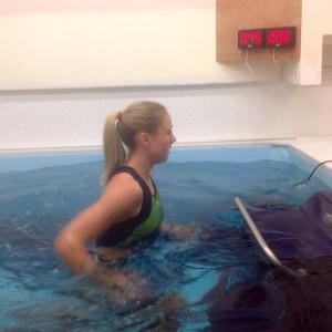 Hydro Running Underwater Treadmill